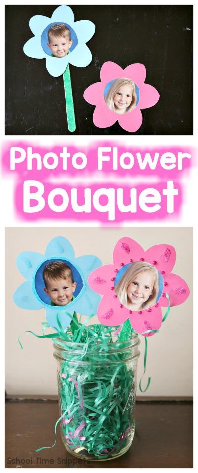 PAPER FLOWER BOUQUET CRAFT