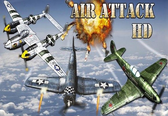 Download Game Air Attack HD Free