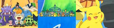 Pokémon - Temporada 7 - Corto 1: El Festival De Verano De Pikachu (Disponible Solo en Idioma Japones)
