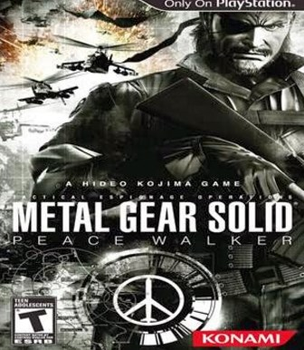 Game Metal Gear Solid Peace Walker PPSSPP Android