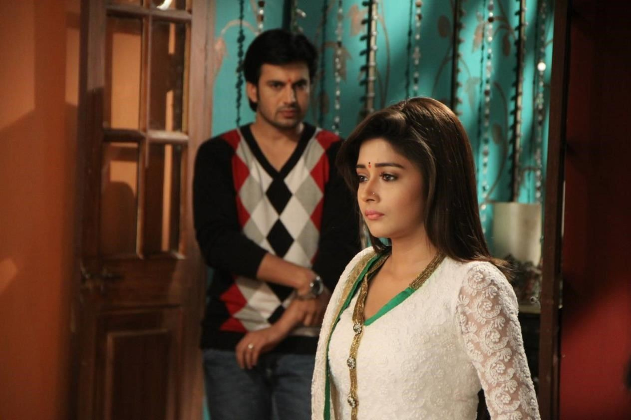 uttaran meethi and vishnu
