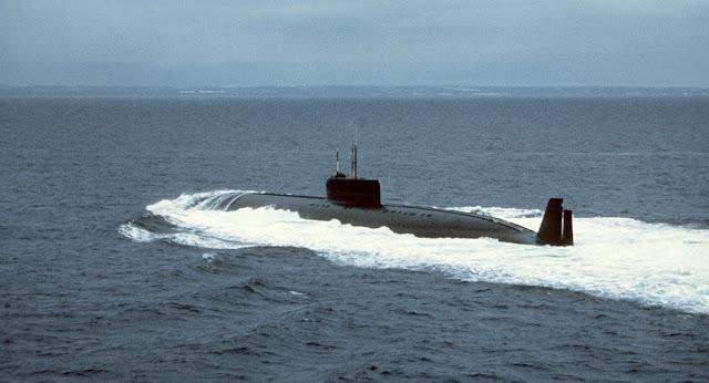 Submarino mais veloz do mundo