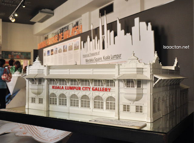 Welcome to the KL City Gallery, bet you haven't been here yet!