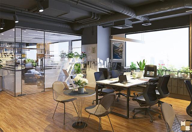 Chiếc ghế nhân viên nhập khẩu hiện đại này cho không gian văn phòng trở nên tiện nghi bất ngờ
