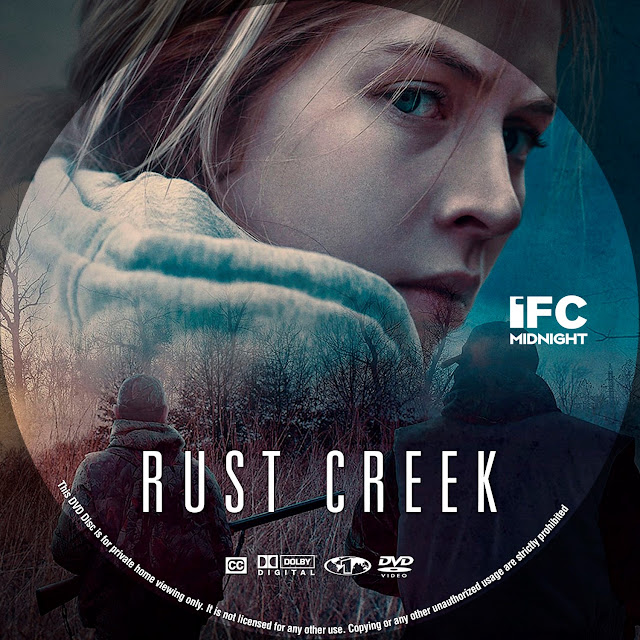 Rust Creek Label Cover