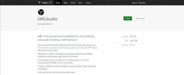 Canonical lança novo site da Snap Store para os seus pacotes snaps