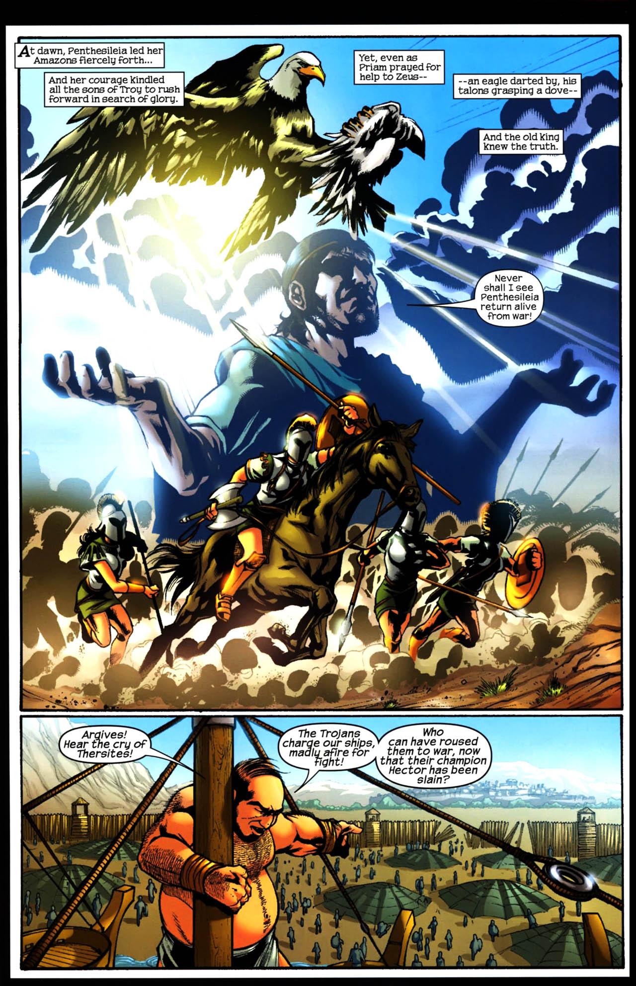 Read online Trojan War comic -  Issue #3 - 7