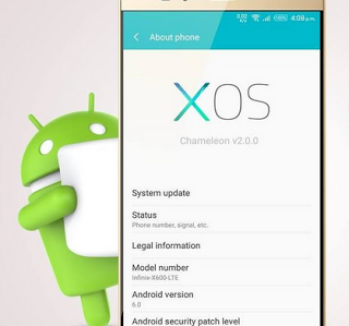 nfinix-xos-update-app