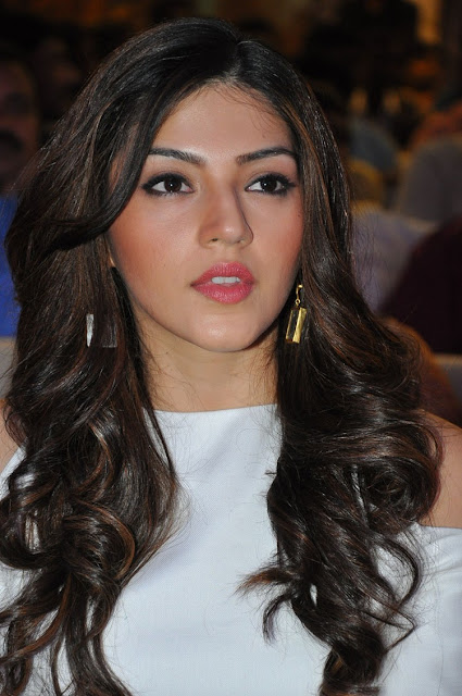 mehreen kaur pics at okkadochadu audio launch