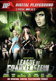 League of Frankenstein 2015
