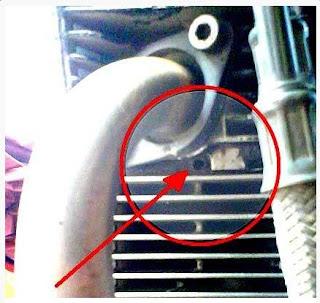 masalah karburator satria fu