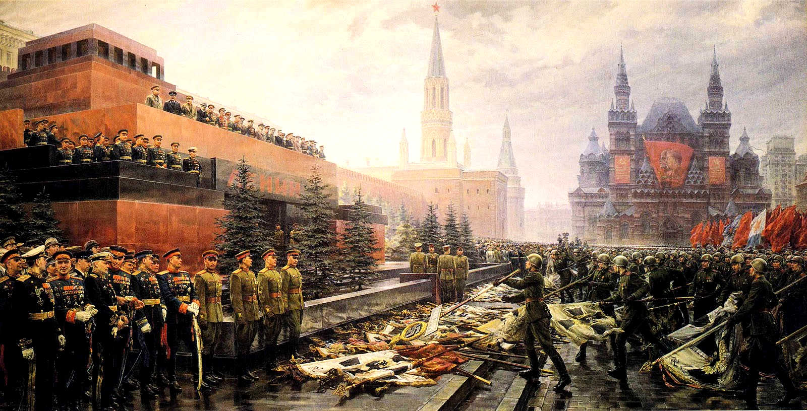 Famous Russian Artists Paintings