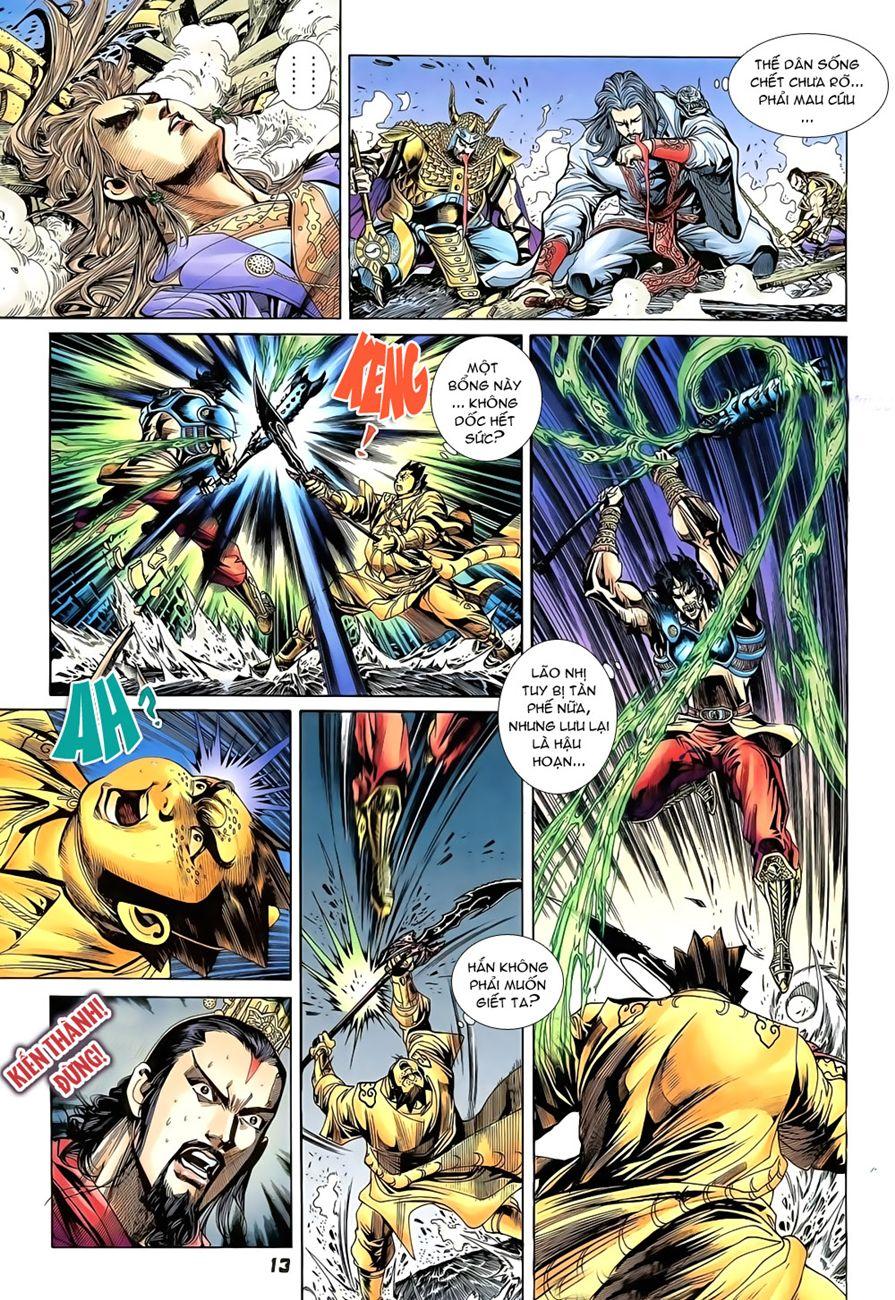 Đại Đường Uy Long chapter 79 trang 20