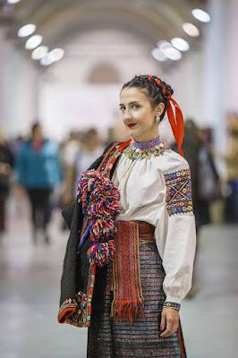 Anna Senik na imagem artísitica da Ładna Kobieta