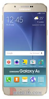 Cara Flashing Samsung Galaxy A8 SM-A800F Marshmallow