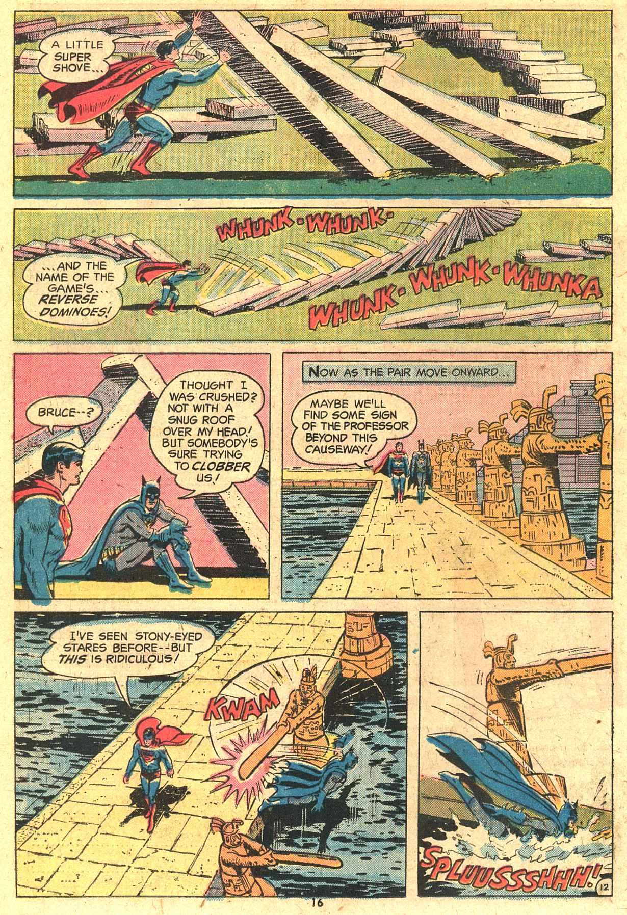 Read online World's Finest Comics comic -  Issue #230 - 15