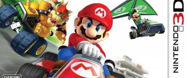 Mario Kart 7 Character and Kart Part Stats Guide
