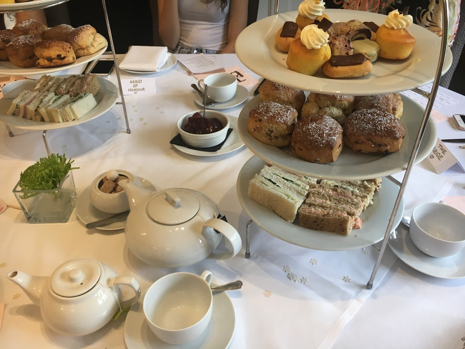 On Sunday I Organised An Afternoon Tea Hen Party For My Sister At Rowhill Grange Hotel Utopia Spa In Kent This Place Is A Lovely Hidden Gem Tucked Away