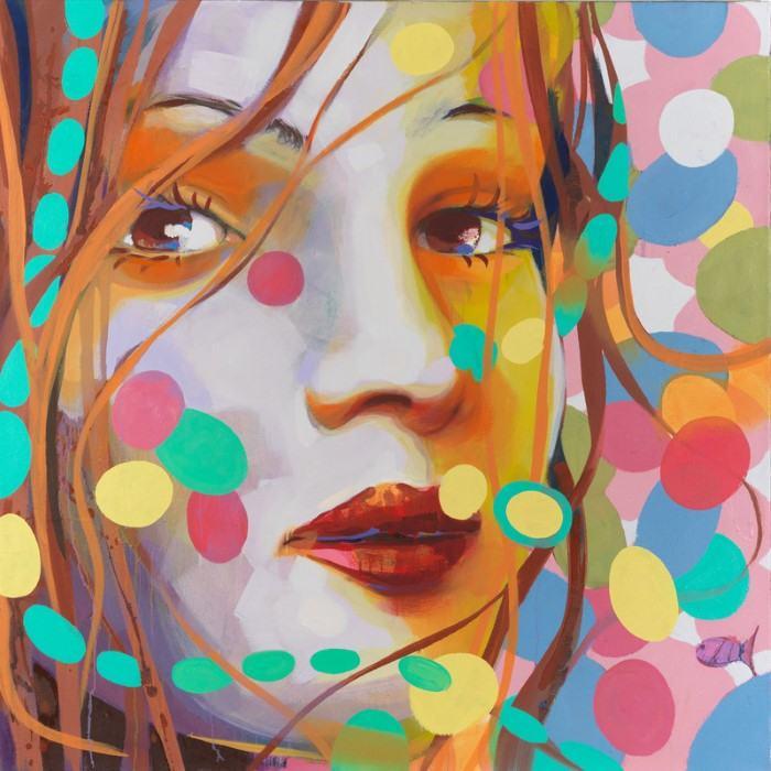 Немецкий художник. Marc Taschowsky
