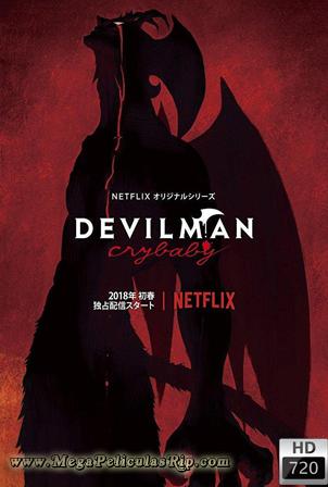 Devilman Crybaby Temporada 1 [720p] [Latino-Ingles-Japones] [MEGA]