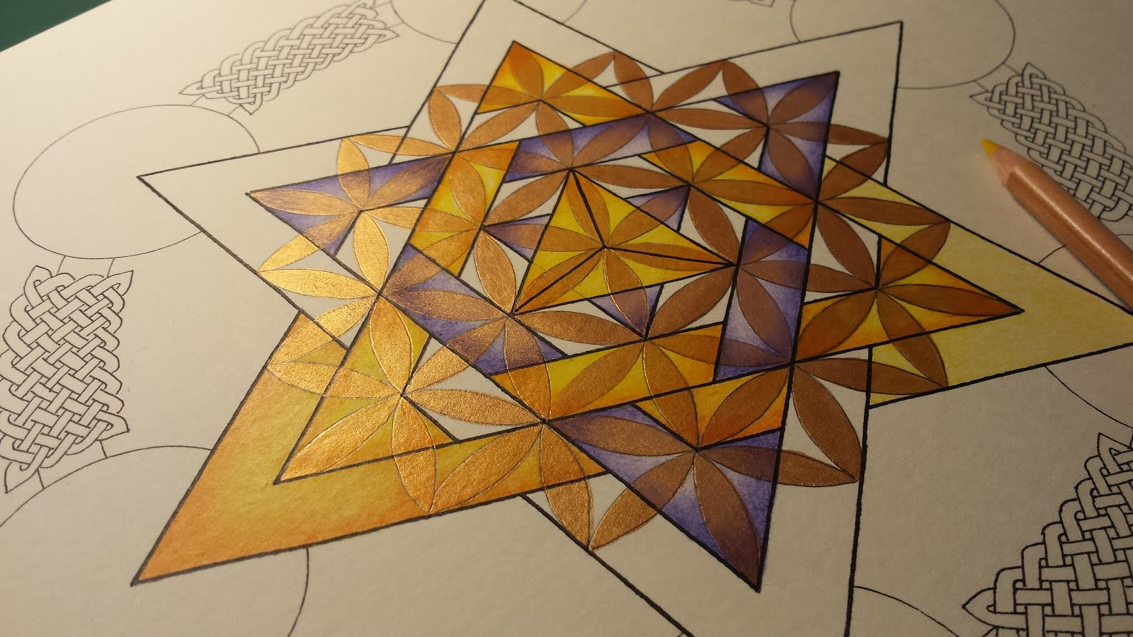 Workshop Heilige Geometrie in de Mandala