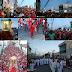 Féis rendem graças a São Sebastião com tradicional procissão e missa campal