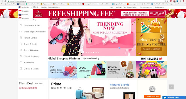 SHOPPING TIPS: EZ BUY NOW LISTING ITEMS FROM JD.COM  AND MOGUJIE