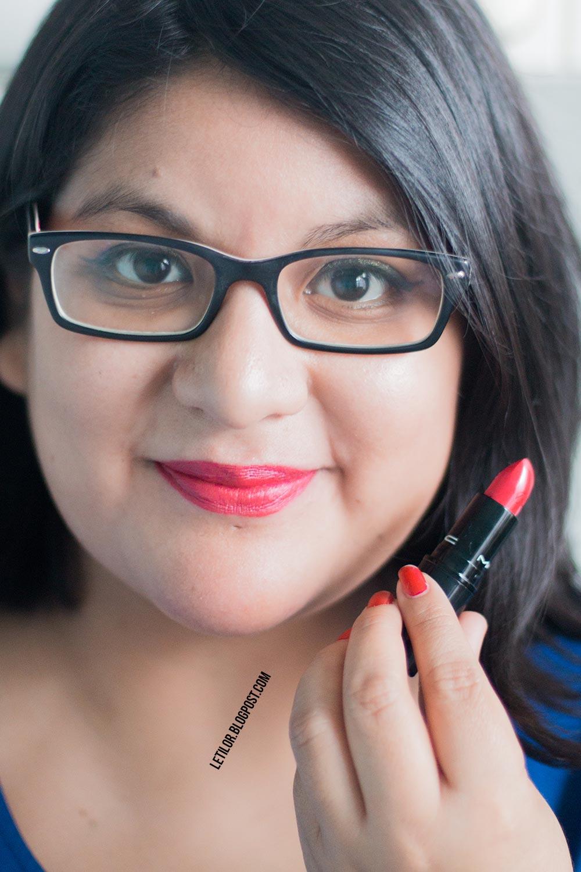 Mon avis sur le rouge à lèvres de Dita Von Teese pour MAC cosmetics