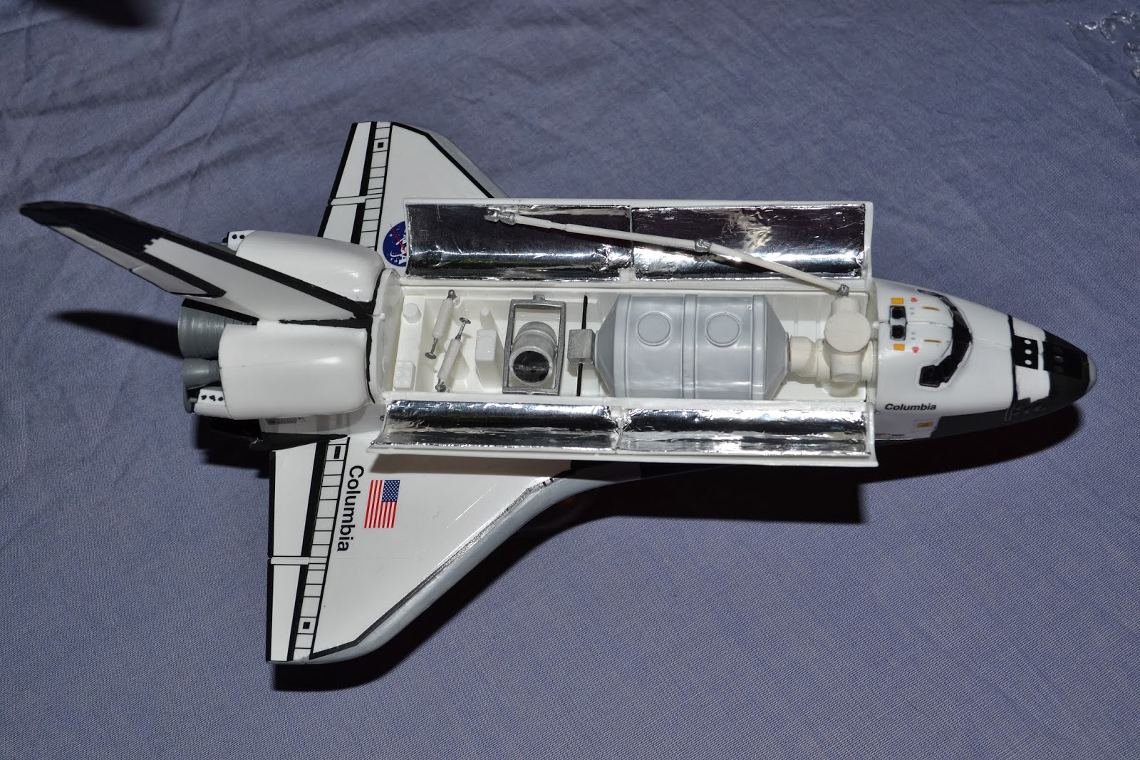 space shuttle model revell - photo #25