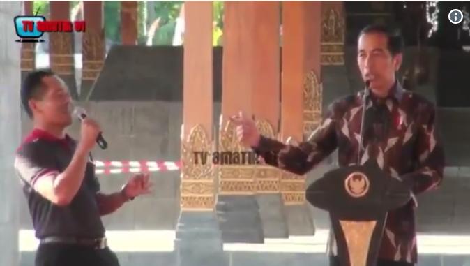 Lagi! Jokowi Tanya Nama-nama Ikan, Warga Sebut Kecebong! Ini Videonya