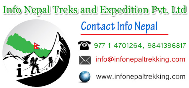 Info Nepal Treks and Expeditions