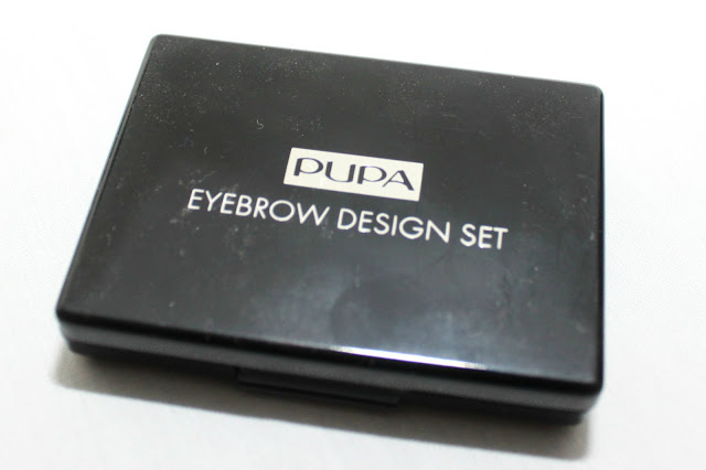 PUPA EYEBROW DESIGN SET