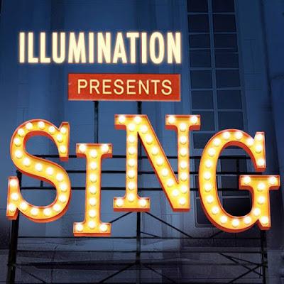 Sing - Movie Logo