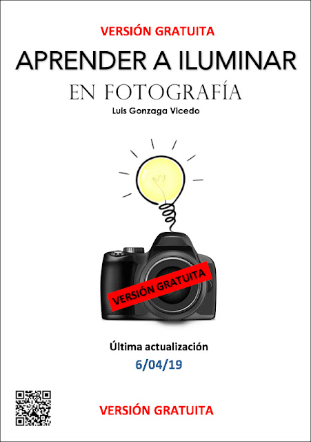 """PDF GRATUITO """"Aprender a Iluminar en Fotografía"""""""