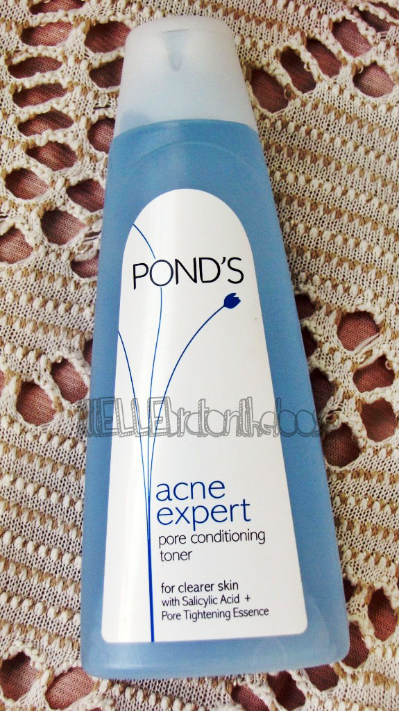 Littellebratontheloose Pond S Acne Expert Pore Conditioning Toner