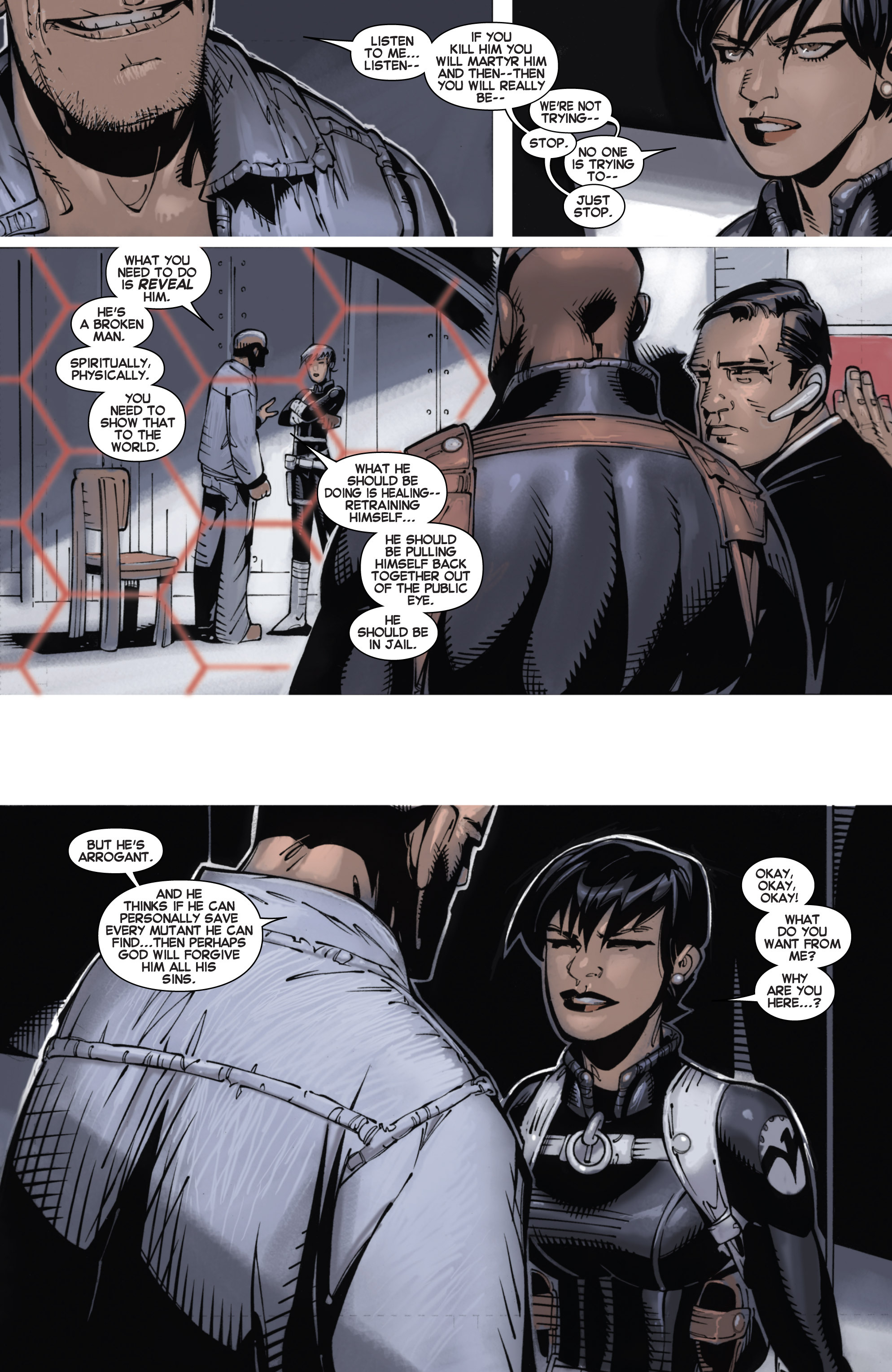 Read online Uncanny X-Men (2013) comic -  Issue # _TPB 1 - Revolution - 20
