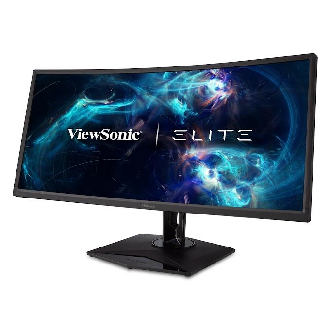 ViewSonic expande su línea de monitores de gaming bajo la sub-marca ViewSonic ELITE™