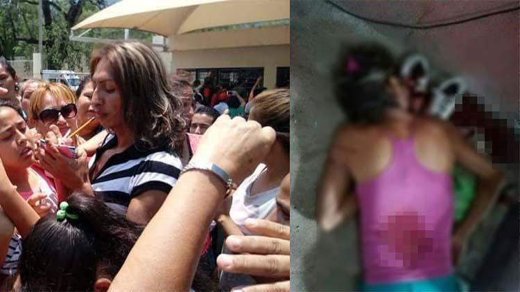 VIDEO: EJECUTAN A DENISSE #LADYPENAL EN CIUDAD VICTORIA, CDN SE ADJUDICA MÚLTIPLE EJECUCIÓN.