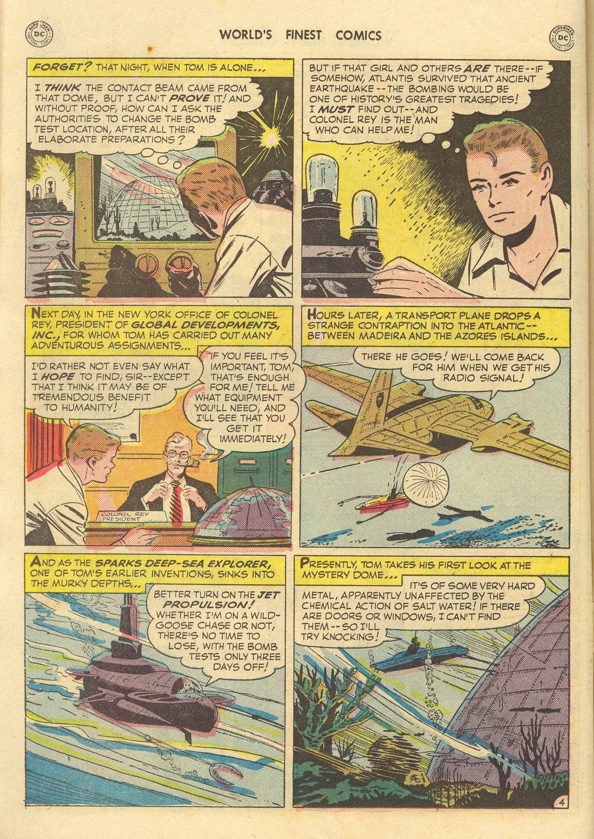 Read online World's Finest Comics comic -  Issue #51 - 32