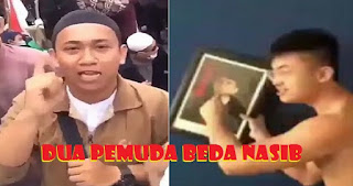 Beda Nasib 2 Pemuda yang Tertangkap Polisi Karena Mengancam Jokowi