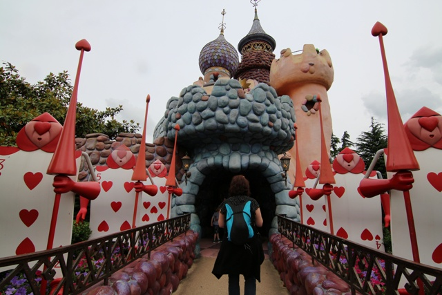 Alice's Curious Laberinth en Disneyland Paris