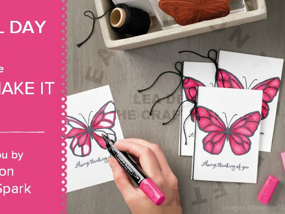 You Can Make It Monday - Beautiful Day Cards from Stampin' Up!