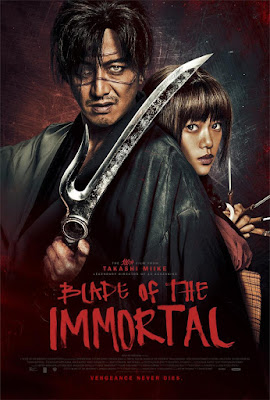 Blade Of The Immortal 2017 DVDCustom HD Sub