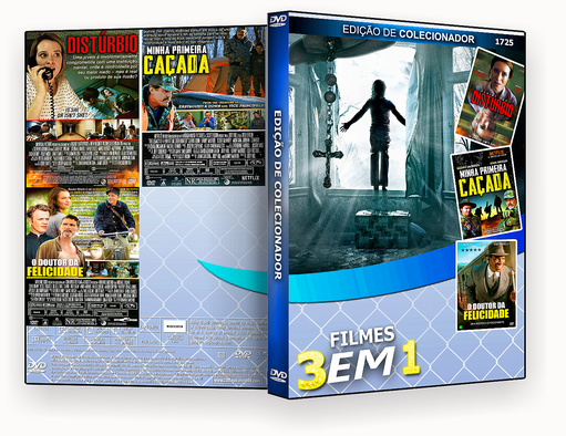 FILMES 3X1 – EDICAO VOL.1725 – ISO – CAPA DVD