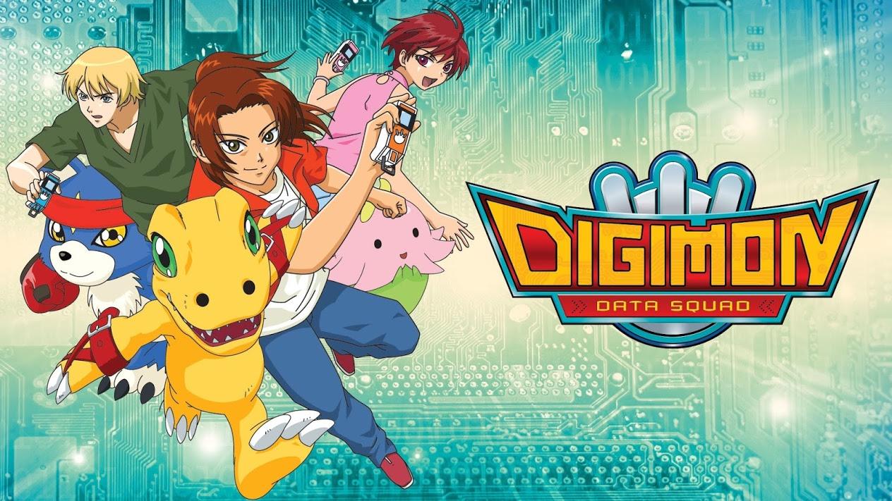 Ver Digimon Data Squad (Digimon Savers) Online
