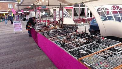 markt Den Burg Atelier Texel