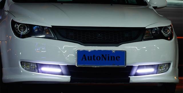 Cara Mudah Memasang Lampu LED pada Mobil