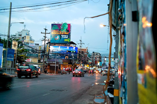 Why I Unluckily Fell in Love with Thailand