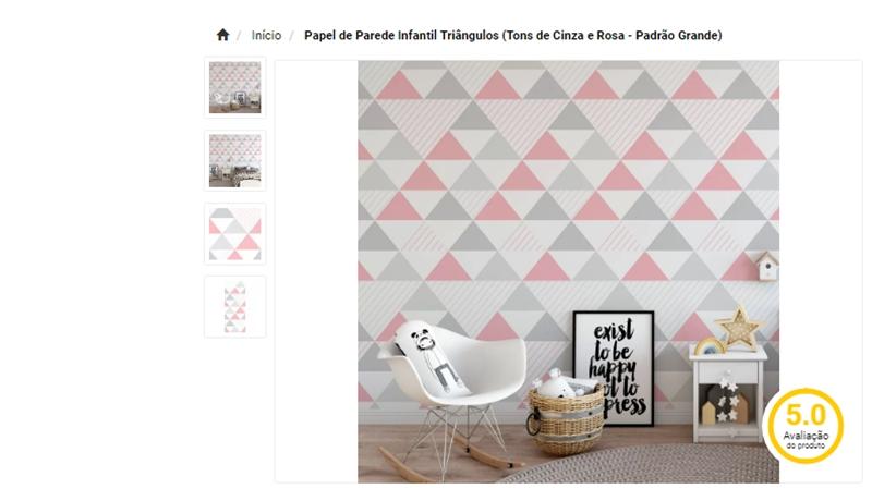 Decoração, Denise Mendonça, Denise Mendonça Blog, Top 5 papel de parede Infantil da Bem Colar,