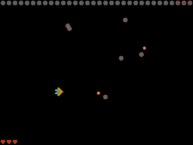 A screenshot of Core Breaker